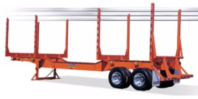 Model LT40-8UL - Log Trailers