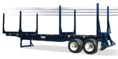 Model LT40-L - Log Trailers
