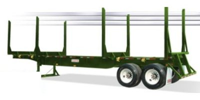 Model LT40-UL - Log Trailers