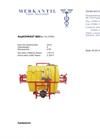 Akpil - 600l - Tank Datasheet