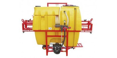 Akpil CHWAST - Model 600l  - Tank - Equipment for Compact Tractor