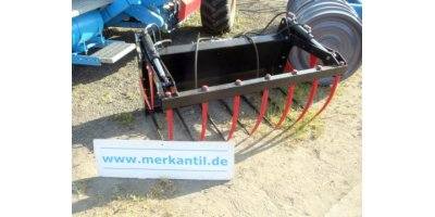 Eigenanfertigung Krokodil - Model 180 NEU - Equipment for Medium Tractor