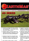 EarthMaster - Model 65 Series - Tillage Equipment Brochure