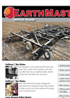 EarthMaster - Model 3000 - Vertical Tillage Equipment- Brochure