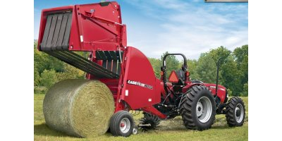 Case IH - Model RB455A - Round Baler