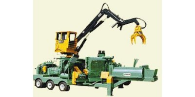 Model 2366 - Tree Chipper