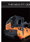 PrimeTech - Model PT-175 D:Mine - Remote Controlled Tracked Carriers Brochure