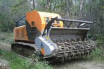 PrimeTech - Model PT-400 - Heavy Class Demining Machine