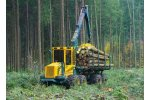 Model HSM 208F 11 t - Forwarder
