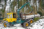 Kombi Short - Model HSM 805F - Combination Forwarder
