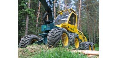 Model HSM 405 H2 8WD - Harvester