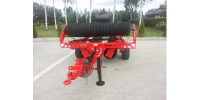 Model GROMIX - Cultivation Rollers Cambridge