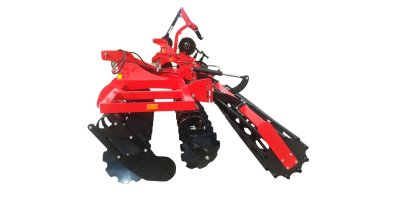 Model THOR BT - Disc Cultivators