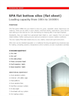 Flat Bottom Silos Brochure