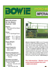 Bowie Imperial 1500- Brochure