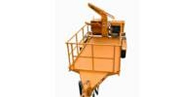 Model TM-35-MT  - Power Mulchers