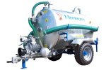 MEPROZET - Model PN - 20 / 2 - Slurry Tankers