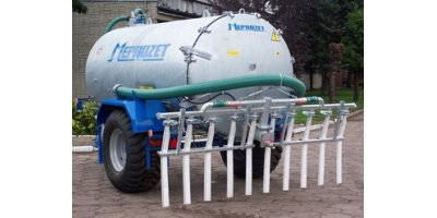 MEPROZET - Model Type 3 - Dribble Bar with Dragged Hoses