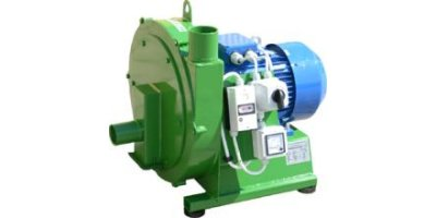 Suction and Force Feed Mill