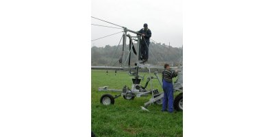 Model 26m - Low-Pressure Spray Boom