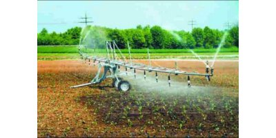 Model 32m - Low-Pressure Spray Boom