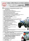 Model 3300L - Slurry Tanker Brochure