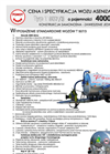 Model 4000L - Slurry Tanks Brochure