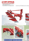 Model U-170J - Mounted Single-Beam Plough Brochure