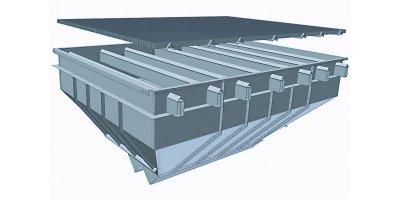 Model TGS - Intake Pit