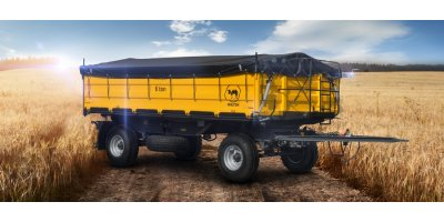 Model RS-2/W6 - 3 Side Tipper Agricultural Trailer