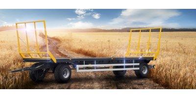 Model PRS-2S/S9 - Agricultural Platform Trailer