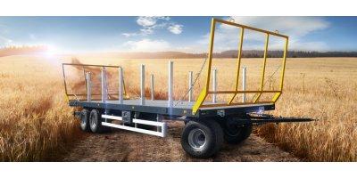 Model PRS-3S/S14 - Agricultural Platform Trailer