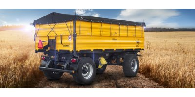 Model PRS-2 / W10 TON - 3 Side Tipper Agricultural Trailer