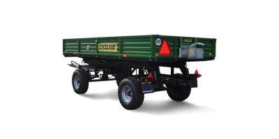 Tandem 10 - Model D-55  - Agricultural Trailer