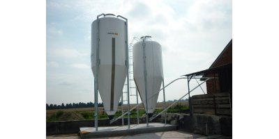 Glass Fibre Silos