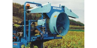 BERTHOUD Maxair - Mounted Air-Blast Equipment