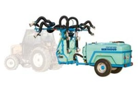 BERTHOUD Twist'Air - Semi-Mounted Sprayer
