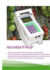 HortiMaX - Fixed Labour and Harvest Registration Terminal Systems Brochure