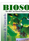 Biosol : The All-Organic Natural Fertilizer Brochure