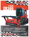 ECLIPS - EX300 - High Drive Flex-Trac Machine Brochure