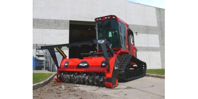 ECLIPS  - Model EX300  - High Drive Flex-Trac Machine