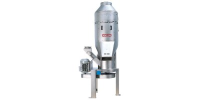 Model SCV - Vertical Intensive Dampening Unit