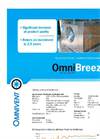 OmniBreeze - Compact Humidification Control Unit - Datasheet