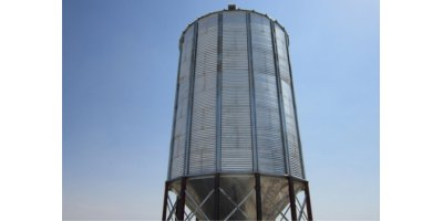 PTSILO - Hopper Bpttom Steel Silo