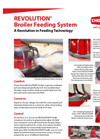 Revolution - Broiler Feeding System Brochure