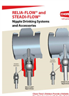 RELIA-FLOW - Nipple Drinking System Brochure