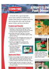ADVANTI-FLOW - Drinker for Poults  Brochure