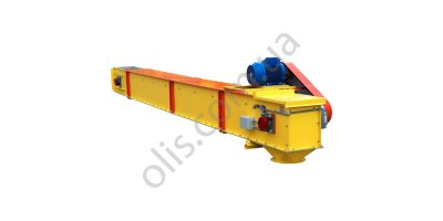 Model TCO - Scraping Conveyor