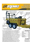 Paddle Agitation HydroMulching Equipment c60- Brochure