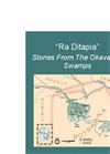 Ra Ditapia Stories of the Okavango Swamps  Brochure